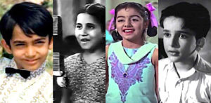 Which Famous Stars played Bollywood Child Artists? - F