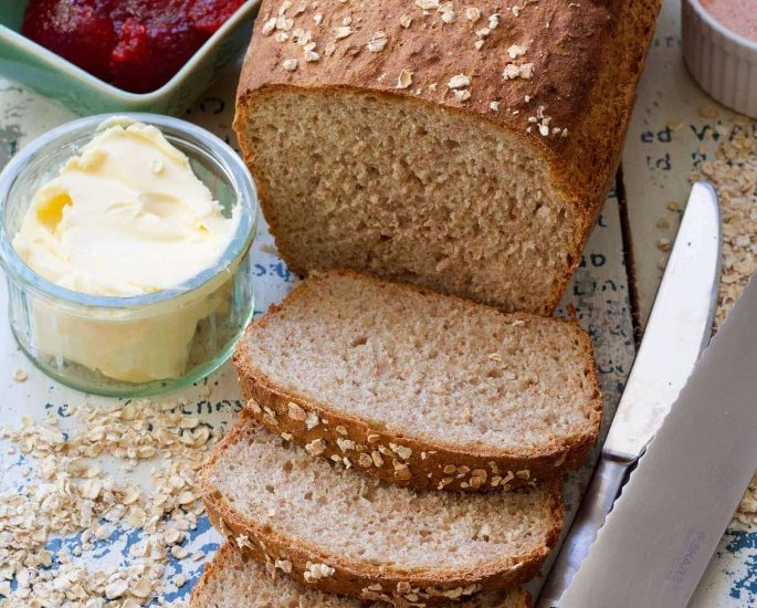 10 Best Brown Foods which Are Healthy - bread