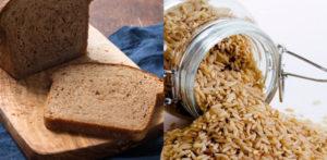 10 उत्तम तपकिरी फूड जे निरोगी आहेत f