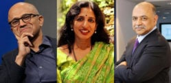 5 Indian Origin CEO's You May Not Know