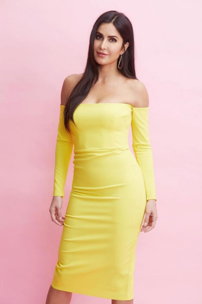 5 of Katrina Kaif's Fashion Must-Haves - dresses -