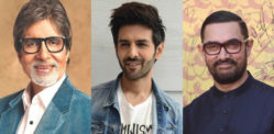 7 Bollywood Stars who Tested Positive for Covid-19