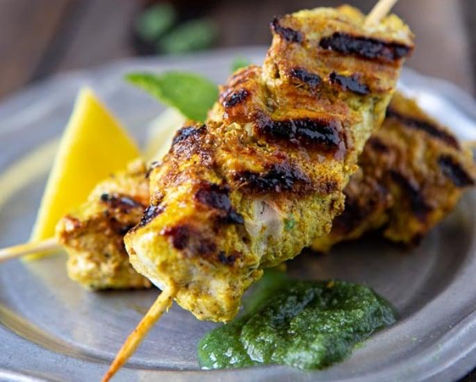 7 लो-कार्ब इंडियन फूड रेसिपी टू मेक - टिक्का