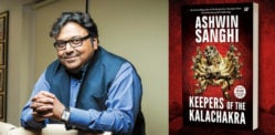 Bestselling author Ashwin Sanghi's Book to be made into Series