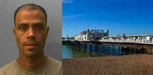 Chef jailed for Raping Unconscious Man on Beach f