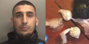 Dealer jailed after Drugs Stash found under Floorboards f