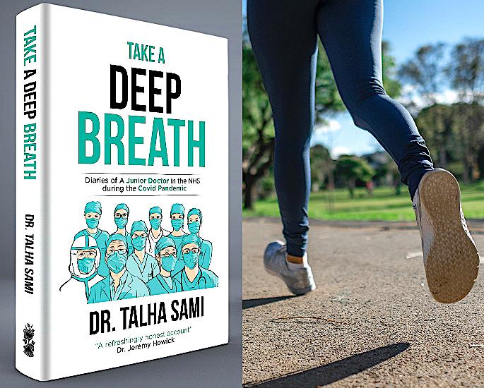 डॉ। तल्हा सामी अपने मानसिक स्वास्थ्य पर COVID-19 प्रभाव की बात करते हैं - IA 4