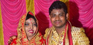 Indian Acid Attack Survivor marries Man she Met in Hospital f