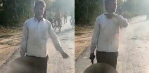 इंडियन फादर ने अपने बॉयफ्रेंड के ऊपर टीन डॉटर का हमला किया