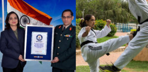 Indian Martial Artist breaks 12th World Record f
