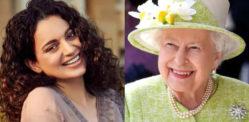 हॅरी आणि मेघन मुलाखत दरम्यान कंगनाने राणीचे कौतुक केले