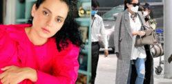 Kangana reacts to Uttarakhand CM's 'Ripped Jeans' remarks