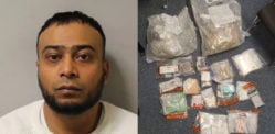 Man found with £200k Drugs after fleeing Serious Collision