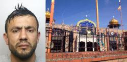 Man jailed for Gurdwara Attack & Random Stabbing