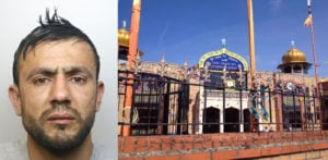 Man jailed for Gurdwara Attack & Random Stabbing f