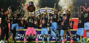 Mumbai City FC win 2020-21 Indian Super League f