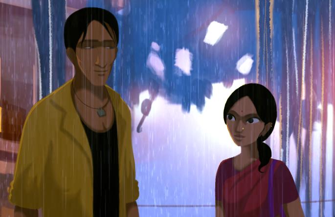 Netflix Indian animation 'Bombay Rose' an Oscar winner