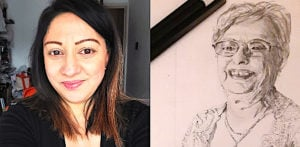 Nina Chauhan talks Art, Creativity & Keeping Positive - f1