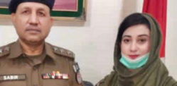 Pakistani Officer marries Constable with 36-year Age Gap