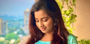 Playback Singer Shreya Ghoshal announces Pregnancy f