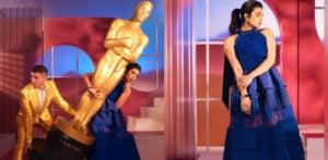 ऑस्कर के नॉमिनी की घोषणा करने वाली प्रियंका पहली भारतीय बनीं