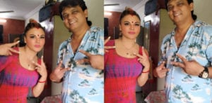 Rakhi Sawant & Brother accused of Fraud f