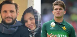 Shahid Afridi's daughter to Marry Shaheen Afridi