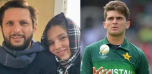 Shahid Afridi's daughter to Marry Shaheen Afridi f