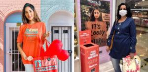 पीरियड्स शेम f को खत्म करने के लिए NGO के साथ काम कर रही बॉडी शॉप इंडिया