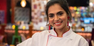 US Indian Chef reveals Transition into Entrepreneur f