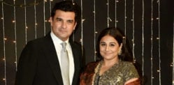 Vidya Balan opens up about Marriage to Siddharth Roy Kapur