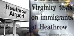 Virginity Tests and Immigration in 1970s Britain