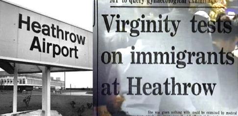 ورجنٹی ٹیسٹ اور امیگریشن 1970 کی دہائی میں برطانیہ فٹ