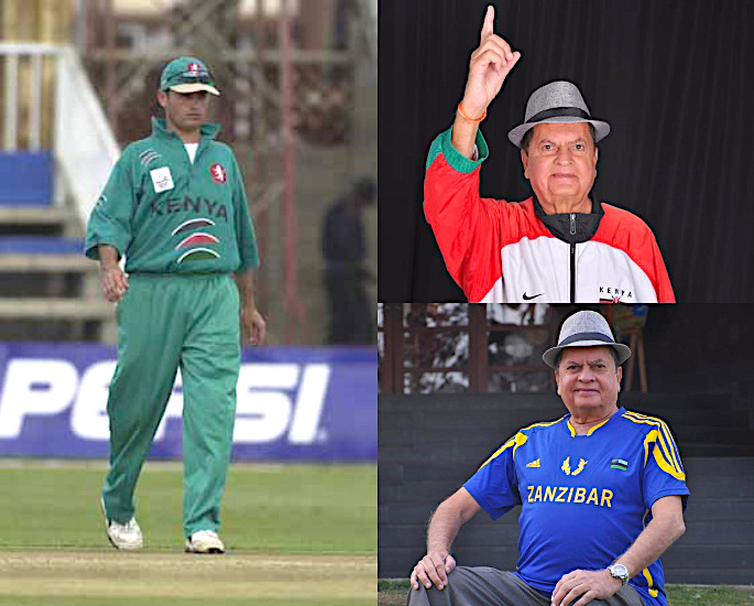 Which Father & Son Took the Field as Cricket Umpire & Player? - IA 1