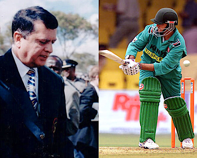 Which Father & Son Took the Field as Cricket Umpire & Player? IA 2