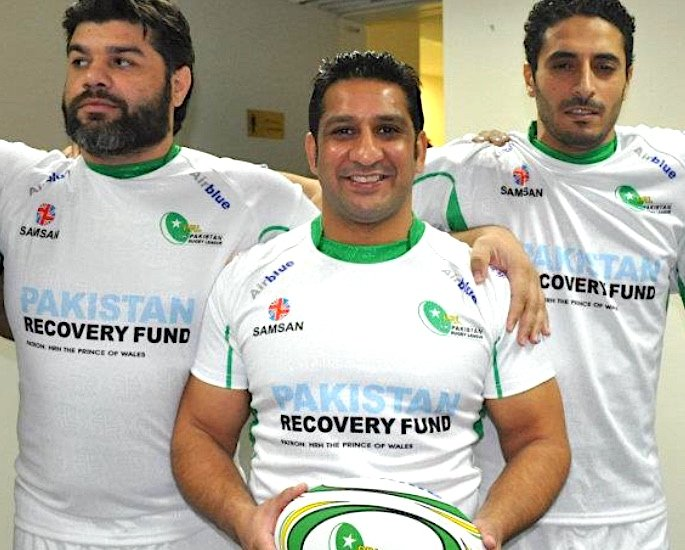 Who was the First South Asian England Rugby Player? Ikram Butt 4