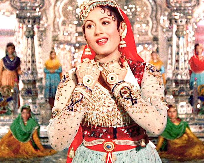 Why is Indian actress Madhubala still Relevant? - Madhubala 3