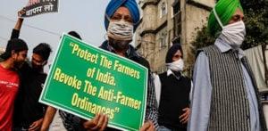 क्या यूके सरकार भारतीय किसानों के प्रोटेस्ट डिबेट में मैटर्स_ जी को हल करेगी