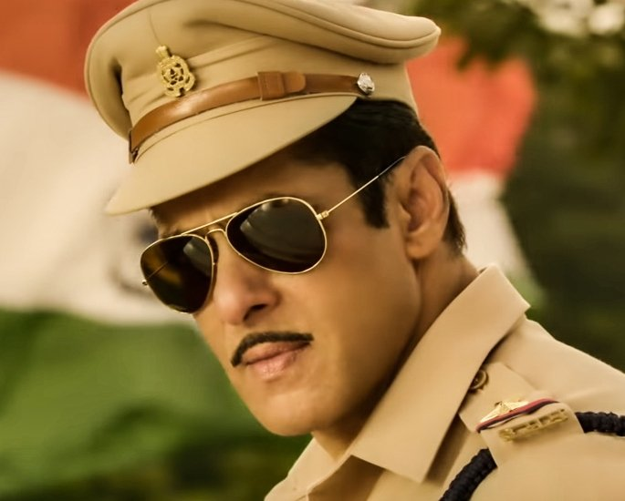 20 Famous Bollywood Police Characters in Movies – Chulbul Pandey
