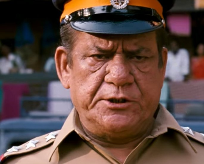 20 Famous Bollywood Police Characters in Movies – Inspector Eknath Gaitonde