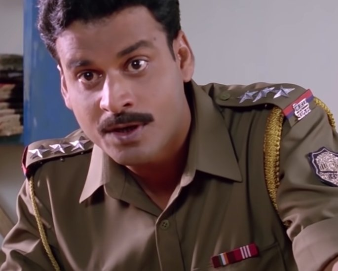 20 Famous Bollywood Police Characters in Movies –Inspector Samar Pratap Singh