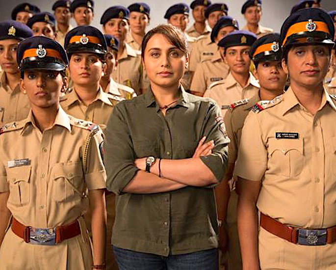 20 Famous Bollywood Police Characters in Movies - Mardaani