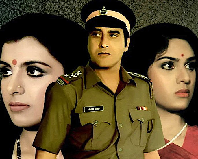 20 Famous Bollywood Police Characters in Movies - Satyame Jayate