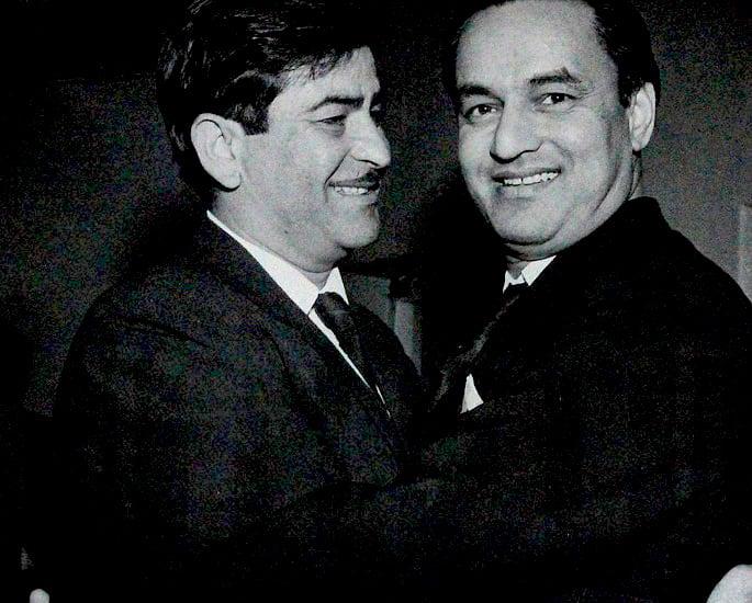 Nyimbo 20 maarufu za Mukesh zinazogeuza Zamani kuwa Dhahabu - Raj Kapoor na Mukesh