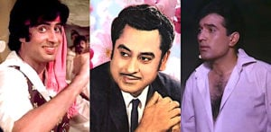 25 Best Bollywood Songs of Kishore Kumar - F