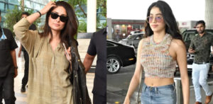 5 Airport looks of Bollywood Stars f