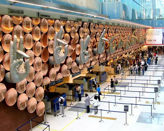 भारत में 5 बड़े पैमाने पर ड्रग बस्ट्स - दिल्ली एयरपोर्ट