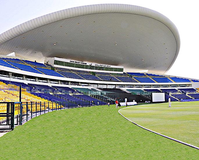 6 Neutral Venues for a India vs Pakistan Cricket Series - Abu Dhab