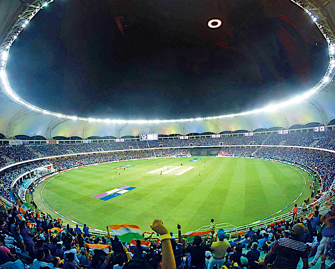 6 Neutral Venues for a India vs Pakistan Cricket Series - Dubai