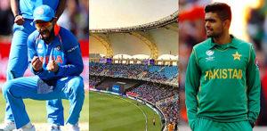 بھارت بمقابلہ پاکستان کرکٹ سیریز کے 6 غیر جانبدار مقامات - ایف